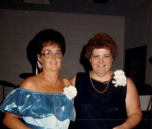 PAT ANDERSON FULTZ AND MARIE WEATHERHOLT
